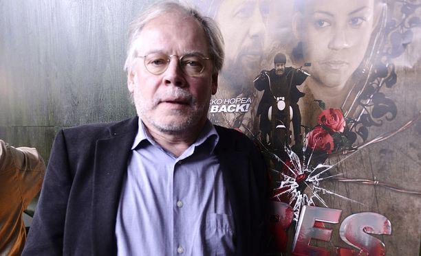Lauri Törhönen palaa julkisuuteen ensimmäistä kertaa häirintäkohun jälkeen Ylen Arto Nybergin keskusteluohjelmassa sunnuntaina illalla. Kuvassa Törhönen Vares-elokuvan ensi-illassa syyskuussa 2012.