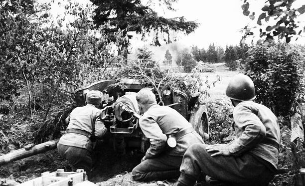 Mannerheim luonnehti heinäkuun 10. päivää Suomen sotahistorian mustaksi päiväksi.