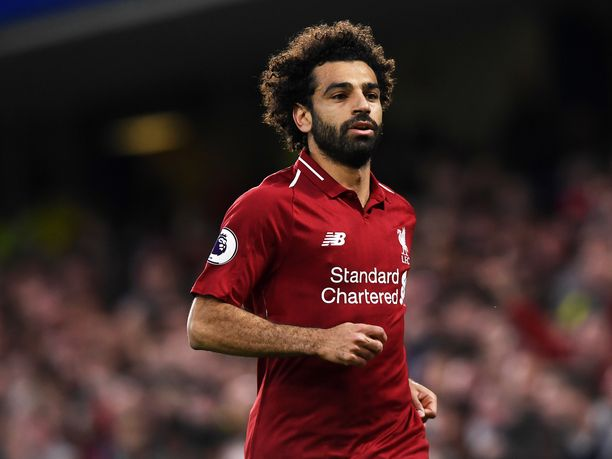 Mohamed Salah teki Huddersfieldin verkkoon valioliigakauden neljännen osumansa.