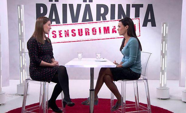 """SDP:n varapuheenjohtaja Sanna Marin ei lähtisi romuttamaan """"hyvinvointivaltion peruspilareita"""" vaikka niistä pääsevät nauttimaan myös hyvätuloiset."""