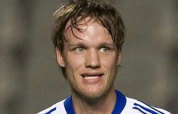 Mika Väyrynen karistaa vihdoin Eindhovenin tomut jaloistaan.