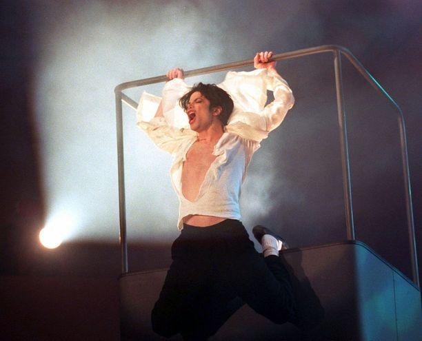 Michael Jackson oli kuollessaan 50-vuotias.