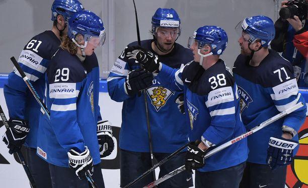 Tanskan valmentaja haluaisi mieluummin kohdata tämän viisikon kuin Kanadan supertähdet.