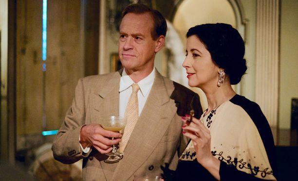Edvard luopui kruunusta saadakseen viettää elämänsä rakastamansa naisen kanssa.