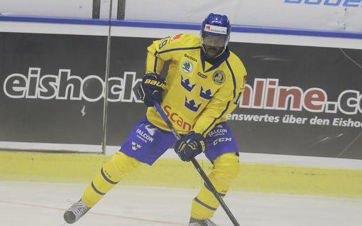 Sopimus julki! SM-liigaan Kolumbiassa syntynyt pelaaja - taustalla raju kokemus KHL:stä ja dopingkäry