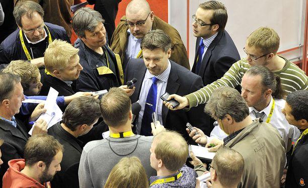 Jukka Jalosen luotsaama Leijona-ryhmä varmisti Slovakia-voitolla pudotuspelipaikan.