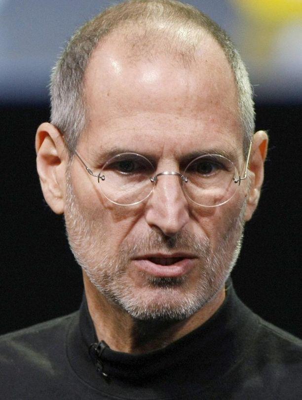 Mitä Applen tpääjohtajalla Steve Jobsilla on tällä kertaa takataskussaan?