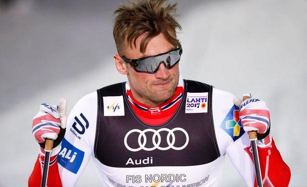 Petter Northug sekoili sosiaalisessa mediassa.