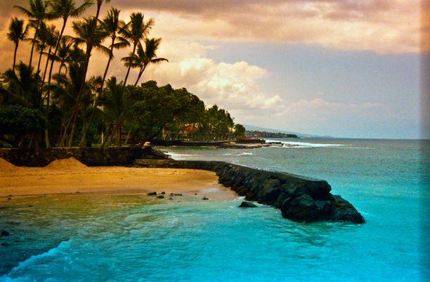Havaiji on suosittu matkailukohde.