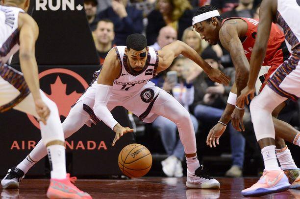 Kyrie Irving haluaa, ettei NBA-kautta pelata loppuun.