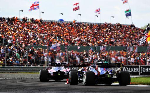 Iso-Britanniassa ajetaan kaksi F1-kisaa – lähde: päivät selvillä, järjestäjiltä upea kunnianosoitus