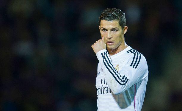 Cristiano Ronaldo kiinnosti Iltalehden lukijoita.