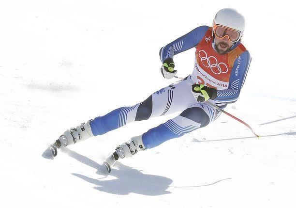 Andreas Romar osallistui Vancouverin ja Pyeongchangin olympialaisiin vuosina 2010 ja 2018.