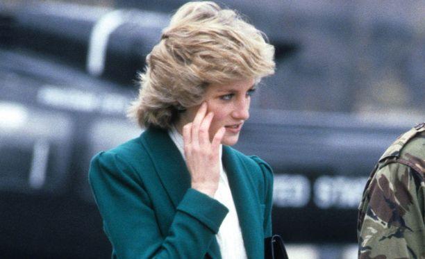 Hovimestari Burrellin mukaan Diana oli hyvin hengellinen.