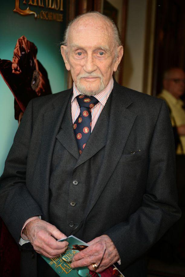 Dotrice teki töitä vielä yli 90-vuotiaana.