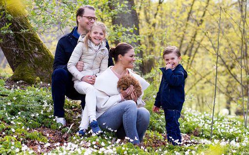 Koirakohu: Ruotsin prinsessat hankkivat monirotuisen lemmikin – Onko se oikein?