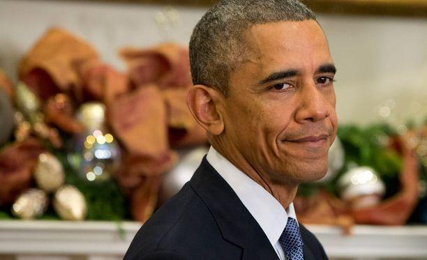 Valkoisen talon mukaan presidentti Barack Obaman vaiva ei ole kuitenkaan vakava.