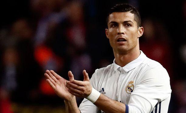 Cristiano Ronaldo on Der Spiegelin mukaan piilottanut miljoonia euroja veroparatiisiin.