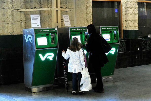 Junalippujen hinnat nousevat 2,5 prosenttia.
