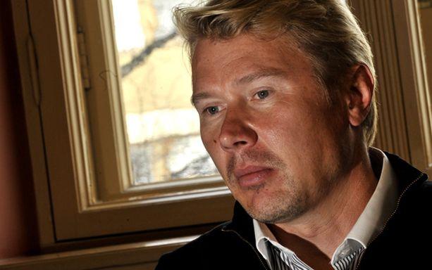 Vanhemmat tukivat Mika Häkkistä hänen uransa alkutaipaleella.