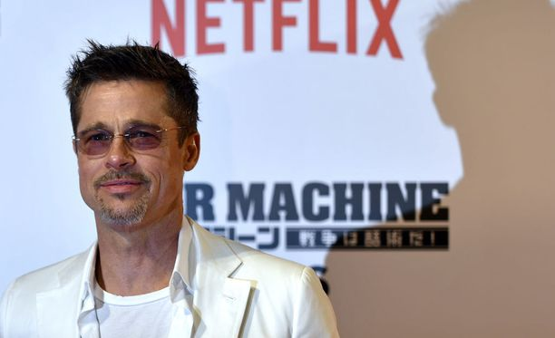 Brad Pitt on ollut kahdesti naimisissa ja hänellä on kuusi lasta.