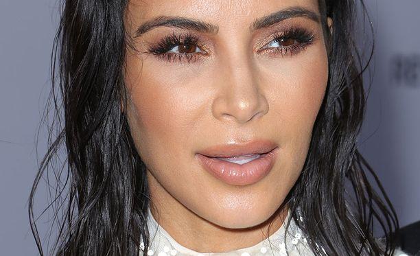 Kim Kardashianin kuuluisa takamus on antanut muodon uimapatjalle.