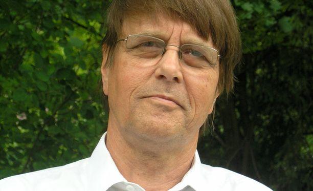 Jukka O. Mattila on toiminnan mies.