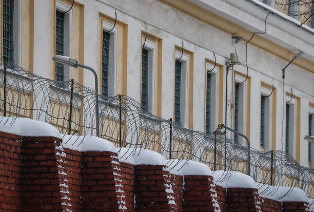 Moskovalaisen Matrosskaja Tišinan vankilan 99/1-osasto on Navalnyin tämänhetkinen sijoituspaikka.