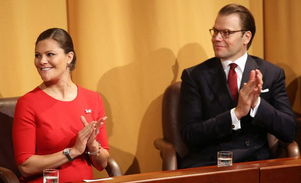 Victoria ja Daniel vierailivat Perussa lokakuussa.