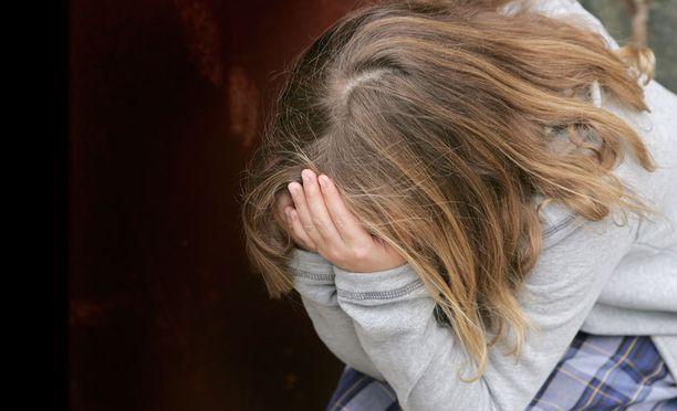 Pornon katselu ahdistaa lapsia.