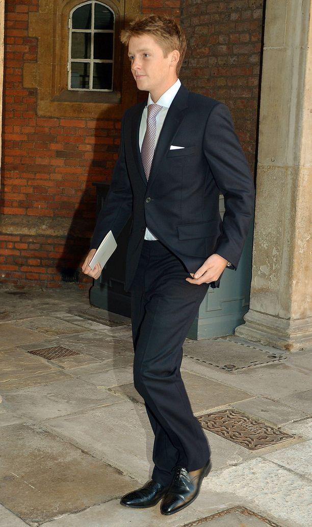 Hugh Grosvenor on nyt seitsemäs Westminsterin herttua.