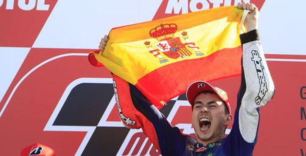 Kuka voitti tänä vuonna MotoGP:n MM-sarjan?