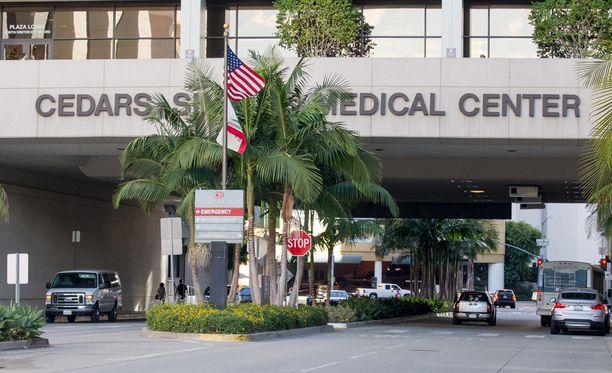 Ex-koripalloilija Lamar Odom makaa tällä hetkellä edelleen Cedar Sinain sairaalassa. Hänet löydettiin bordellista koomassa lokakuussa.