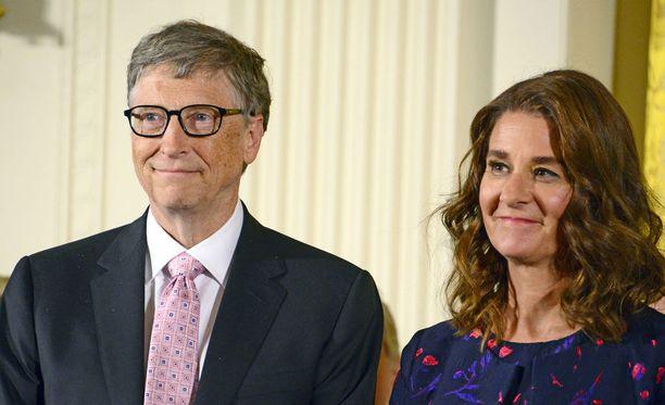 Melinda Gatesin ei tarvitse tiskata, sillä Bill-puoliso suorastaan vaatii saada tiskata, mieluiten joka ilta.