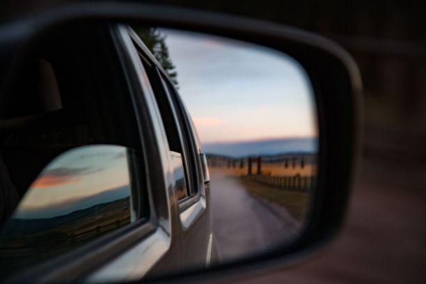 Road tripin aikana huomaa, kuinka toinen käyttäytyy hermoja koettelevissa tilanteissa.