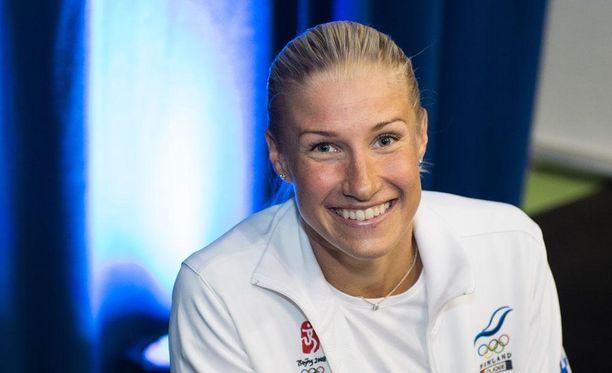 Hanna-Maria Seppälä päättää uransa lyhyen radan MM-kisoihin.