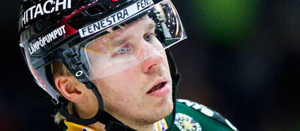 Jesse Niinimäen ura Habarovskissa jäi 23 ottelun mittaiseksi.