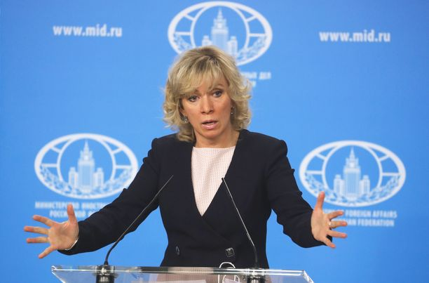 Venäjän ulkoministeriön tiedottaja Marija Zaharova moitti Suomea ja Ruotsia, jotka osallistuvat Naton kumppaneina Trident Juncture 18 -sotaharjoitukseen.