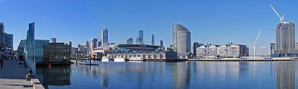 Melbourne listattiin tutkimuksessa ykköseksi.