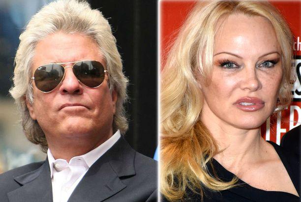 Jon Peters ja Pamela Anderson olivat vain 12 päivää naimisissa.