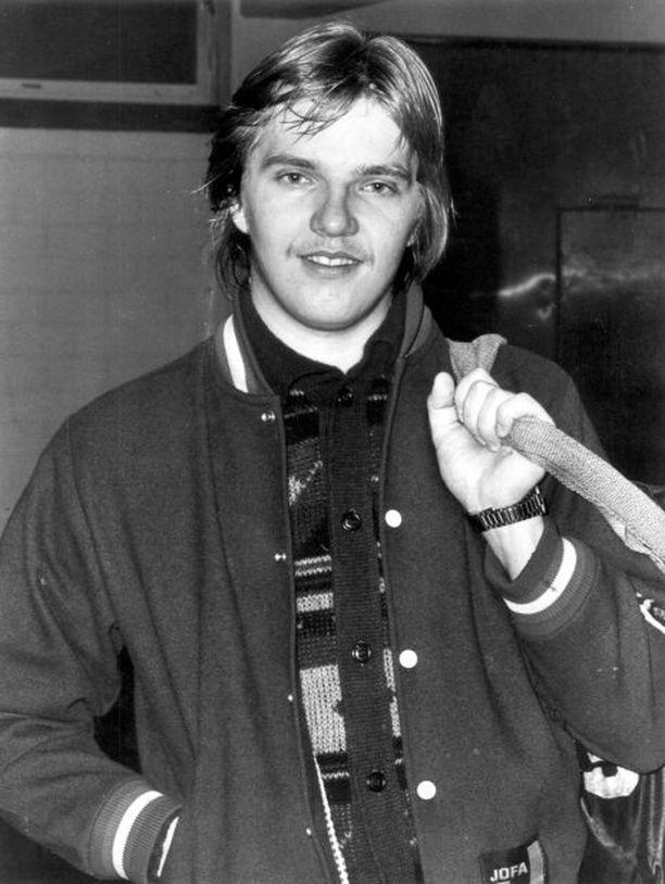 Vuonna 1976 Mattssonista tuli ensimmäinen suomalainen maalivahti NHL:ssä.
