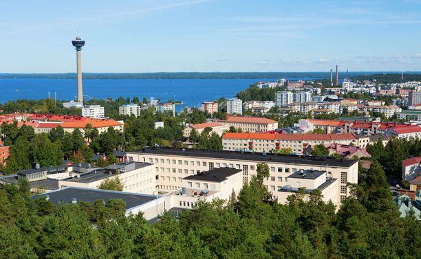 Tampereen Räjähdys