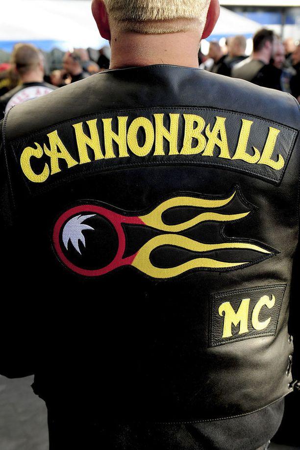 Cannonball Kirja