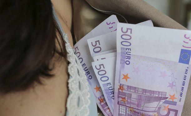 Oikeus arvioi rikoshyödyksi vähintään 60 000 euroa. Kuvituskuva.