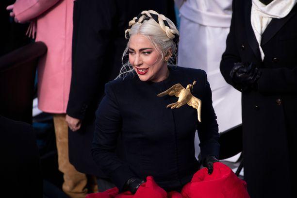 Lady Gagan kaksi koiraa on varastettu.