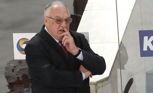 Nikolai Solovjovin KHL-kausi loppui lyhyeen.