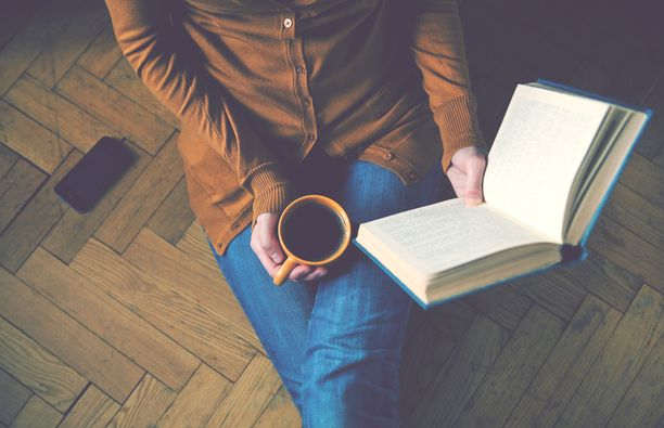 Listasimme 6 self help -kirjallisuuden uutuusteosta.