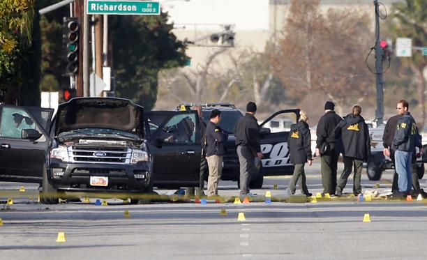Vammaispalvelukeskuksessa tapahtuneessa ampumisessa sai surmans ainakin 14 ihmistä.