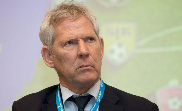 Job Dragtsman mukaan Interillä oli riittävästi paikkoja voittoon.
