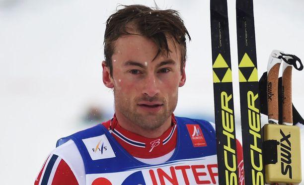Petter Northugin sponsorikuviot ovat johtaneet välirikkoon Norjan hiihtoliiton kanssa.